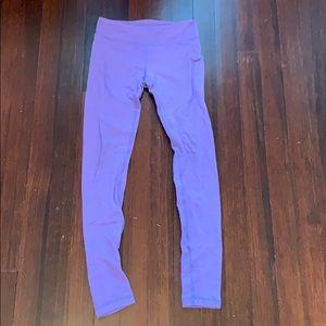 Ivivva Lavender leggings